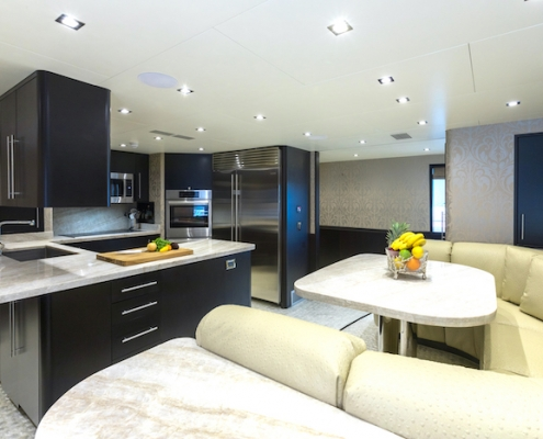 Tanzanite Galley After - Innovative Creations