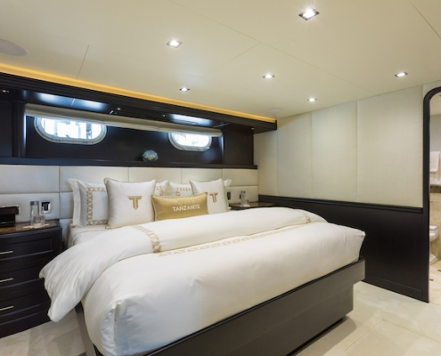 Tanzanite King Stateroom 1 of 4 After - Innovative Creations