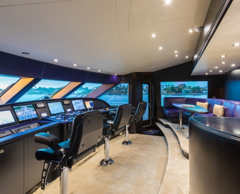 Tanzanite Pilothouse After - Innovative Creations